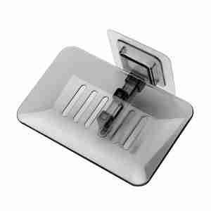 Soap Dish Smoked Grey