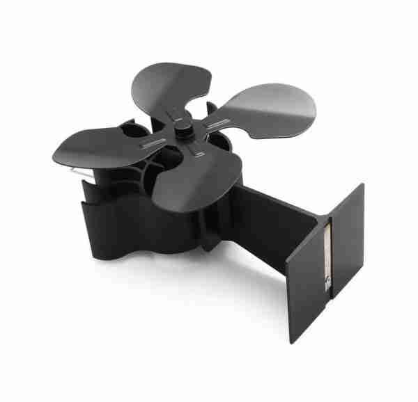4 Blade Heat Powered Stove Fan