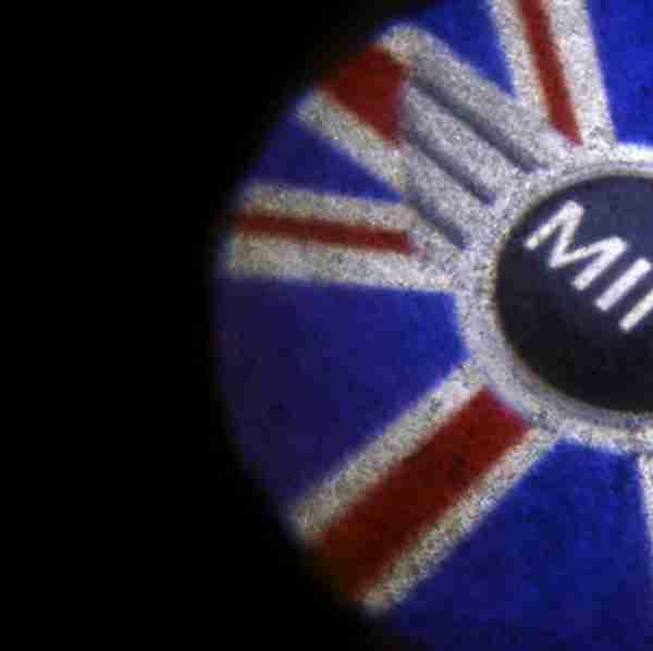 Puddle Light - Union Flag Mini