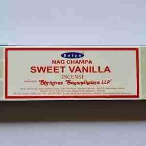 Incense Sweet Vanilla