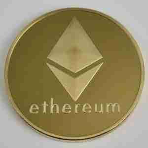 ETH Gold Coin