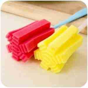 Sponge Bottle Brush