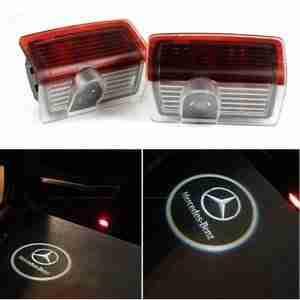 Mercedes Puddle Lights